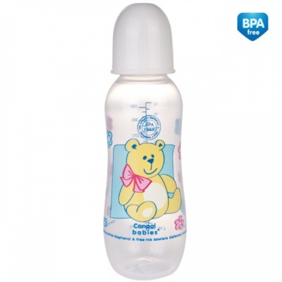 CANPOL BABIES buteliukas 12m+ 330ml 59/205