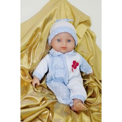 BAMBOLINA lėlė-kūdikis 26 cm, BD1808