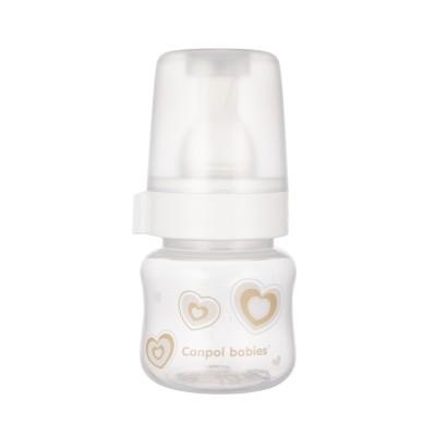 CANPOL BABIES antikolinis buteliukas 60ml PP Newborn Baby, 57/305_bei