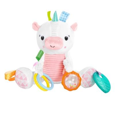 BRIGHT STARTS minkštas žaislas Unicorn, 12290