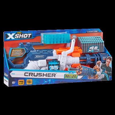XSHOT žaislinis šautuvas Blaster Exel Crusher, 36382