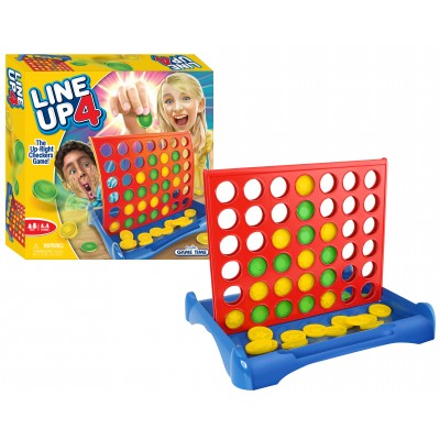 FUNVILLE GAMES žaidimas Line Up 4, 61136