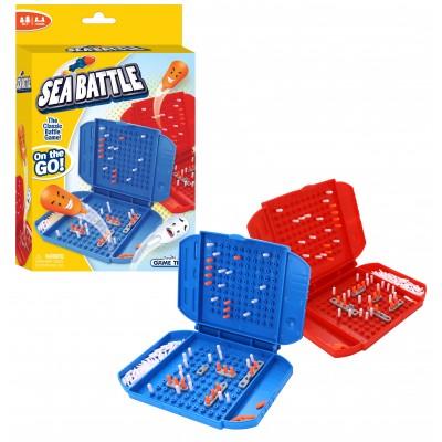 FUNVILLE GAMES žaidimas Sea Battle, kelioninė versija, 61141