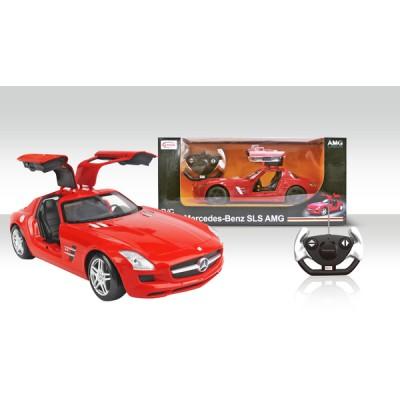 RASTAR automodelis valdomas 1:14 Mercedes SLS, 47600