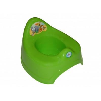 Tega naktipuodis muzikinis Safari, žalias, PO-039