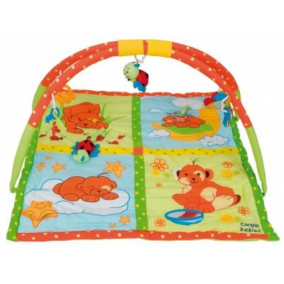 CANPOL BABIES kilimėlis žaidimui Tigriukai 2/270