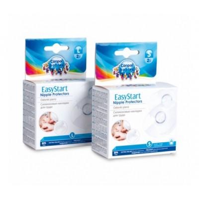 CANPOL BABIES antspeniai Premium S 2vnt. 18/602