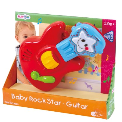 PLAYGO INFANT&TODDLER gitara B/O, 2524
