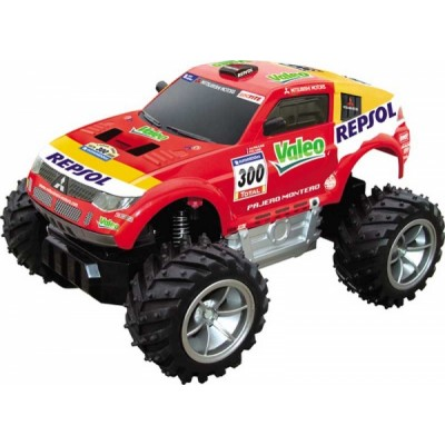 RASTAR automodelis valdomas 1:18 Pajero Evolution, 20100