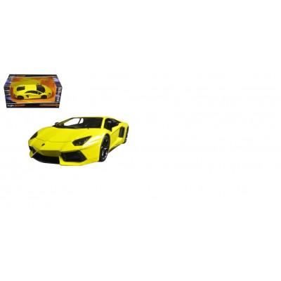 MAISTO DIE CAST  automodelis Lamborghini Aventador 1:24, 31362