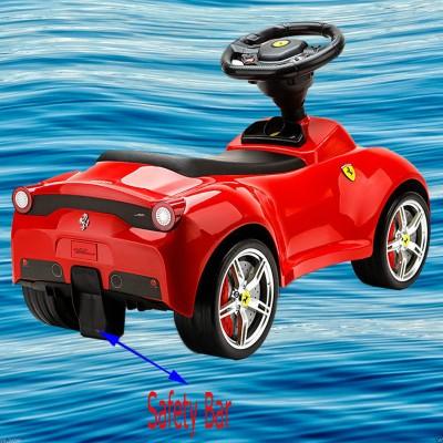 RASTAR mašinėlė paspirtukas Ferrari 458, 83500