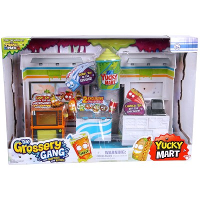 GROSSERY GANG žaidimo rinkinys  Yucky Mart, 69007