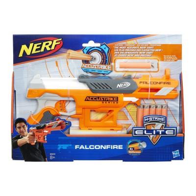NERF šautuvas su šoviniais N-STRIKE ELITE ACCUSTRIKE FALCONFIRE, B9839EU4