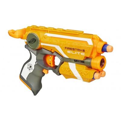 NERF šautuvas su šoviniais N-STRIKE ELITE FIRESTRIKE, 53378EU4