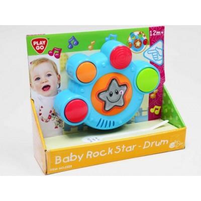 PLAYGO INFANT&TODDLER būgnai B/O, 2522