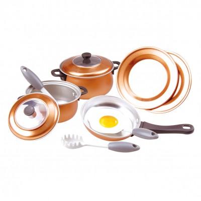 PLAYGO maisto gaminimo rinkinys spalvotas 8 vnt, asort.,6954/6836