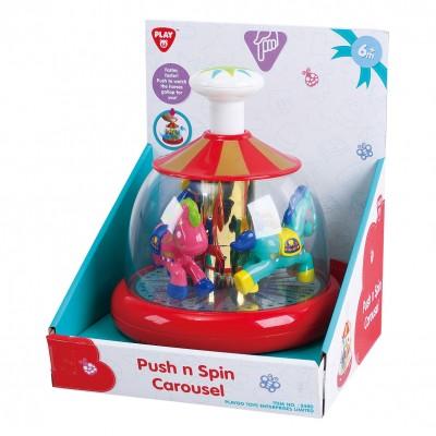 PLAYGO INFANT&TODDLER karuselė Spausk ir suk , 2480/1611