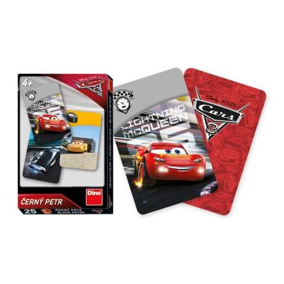 DINO kortų žaidimas Juodasis Peteris Cars 3, 605916