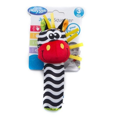 PLAYGRO cypiantis gyvūnėlis Zebras, 0183439